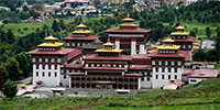 thimphu temple